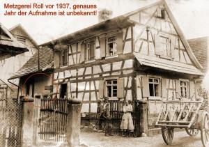 Metzgerei Roll in Wittenweier